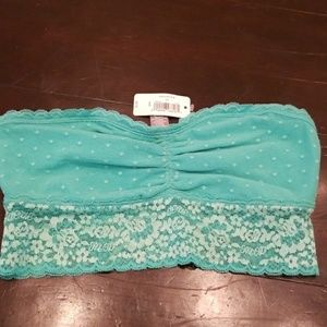 💋3 for $24💋NWT aerie bandeau/bralette